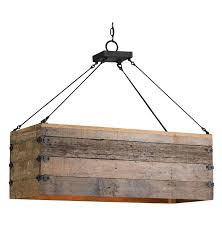 rustic lighting ideas. exellent lighting interiorunique rustic lighting fixtures design with rectangle shape wooden  pallet cover lamp ideas and