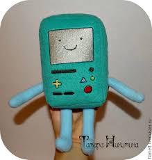 Время приключений. <b>Adventure Time</b> BMO – заказать на Ярмарке ...