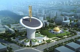 Sustainable office building Residential These Days The Architects Are Also Busy Designing Sustainable Buildings Which Harness The N Sustainable Office Building Green Diary Five Most Sustainable Office Buildings In The World Green Diary