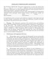 Freelance Letter Of Agreement Template Freelance Letter Of Agreement ...