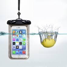 Водонепроницаемая сухая <b>сумка чехол для мобильного</b> ...