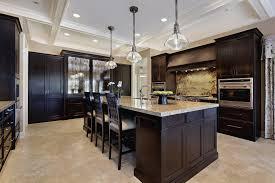 dark kitchen cabinets with light wood floors lovely dark kitchen cabinets with light tile floors kitchen