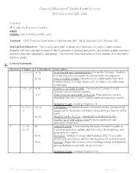 Syllabus Sample Template College Syllabus Template Training Course Sample Free