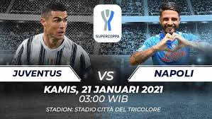 Coppa italia match napoli vs juventus 17.06.2020. Link Live Streaming Supercoppa Italia Juventus Vs Napoli Indosport