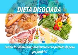 Resultado de imagen para Dieta disociada basada en la combinación de alimentos