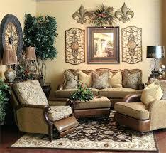 Tuscan Inspired Living Room Unique Design Ideas