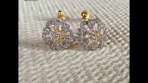 Gold Earrings Designs In Sri Lanka Latest Earring Designs Sri Lanka Https Www Fb Com Visitprincess