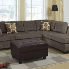 Image Furniture Radford Ash Reversible Microfiber Sectional Sofa Stealasofa Pertaining To Soft Sectional Borderlinereportsnet Living Room Amazon Coaster Mallory Casual Sectional Sofa