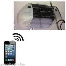 iphone garage door openerIphone Remote Control Your Merlin MT3850EVO Whisper Drive Garage