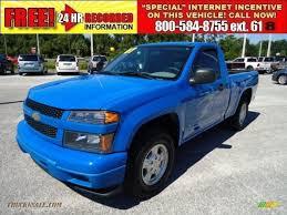 2007 Chevrolet Colorado LS Regular Cab in Pace Blue - 135910 ...