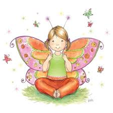 Image result for yoga pose butterfly