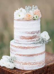 most beautiful wedding cakes 2015. Perfect Beautiful Because Every Woodland Wedding Needs A Nearly Naked Cake The Soft Blooms  And Delicate Icing Make This The Perfect Choice In Most Beautiful Wedding Cakes 2015 G