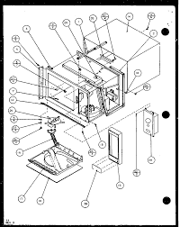 Oven parts diagram microwave oven parts diagram leeyfo images