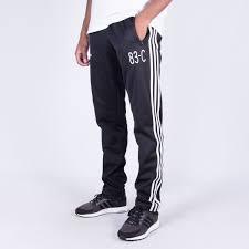 adidas 83 c. adidas originals 83-c trackpant black view 2 83 c