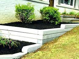 concrete retaining wall ideas concrete retaining wall ideas concrete garden retaining walls cement retaining wall ideas