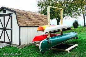 building a kayak storage rack wood kayak rack free standing kayak storage rack plans best kayak