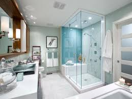 Bathroom, Photo Aparment Master Bathroom Design With Large Square Wet Room  Ideas Also Laong Modern ...