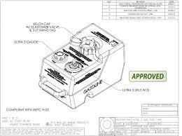 Moeller Ultra3 Portable Fuel Tank 3 Gallon With Epa Cap