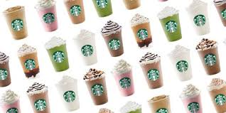 starbucks frappuccino flavors 2015. Contemporary Flavors Delishu0027s Definitive Ranking Of The Best Frappuccino Flavors And Starbucks 2015