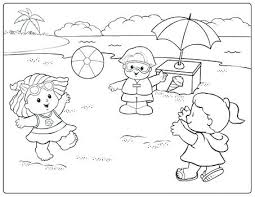 Fisher Price Colouring Pages Free Printable Coloring Color Online
