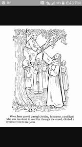Jesus and zacchaeus may 28 older kids. Luke 19 5 Bible Coloring Pages Sunday School Coloring Pages Bible Coloring