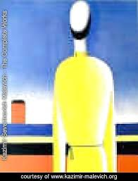 Yellow Shirt Complete Complicated Works Kazimir A Malevich torso The Kazimir-malevich org In Severinovich - Premonition