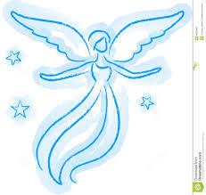 Angel Sketch Angel Sketch Stock Illustration Illustration Of Wings 6651848