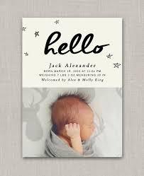 Baby Boy Birth Announcement Jack Products Baby Boy Birth