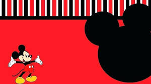 Free Mickey Mouse Template Download Click To Create This Invitation Mickey Template Mouse Psd
