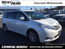 11 Used Vehicle(s) Toyota Sienna in 14203