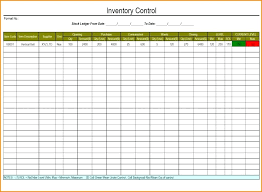Best Excel Ledger Template Luxury Stock Chart Inventory Summary