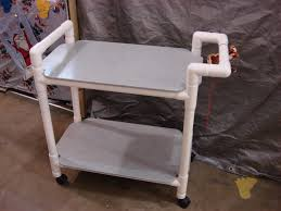 diy pvc furniture. PVC Caddy Create A Durable Weather And Element Proof For Crafts Tools Diy Pvc Furniture S
