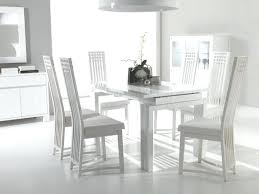 white dining table and chairs high gloss extending black 6 white dining table and chairs 5pcs