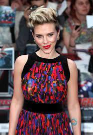 Endgame star Scarlett Johansson, what ...