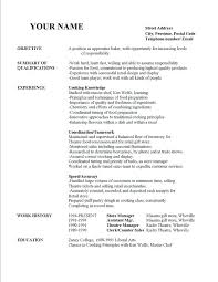 Show Sample Resume Custodian Resume Sample Give Me A Sample Resume