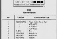 1998 ford expedition radio wiring diagram wiring diagrams