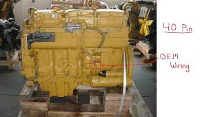 caterpillar 3412 ecm wiring diagram solidfonts caterpillar c18 generator wiring diagram and hernes