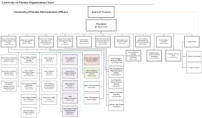 Florida Hospital Organizational Chart Uf Org Charts Institutional Planning And Research
