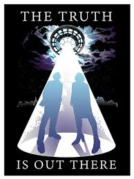there alien invasion poster