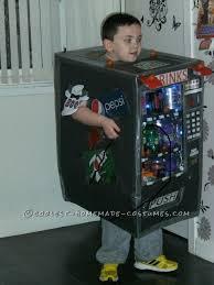 How To Make A Vending Machine Out Of Cardboard Box Best Cool Homemade Cardboard Box Vending Machine Costume