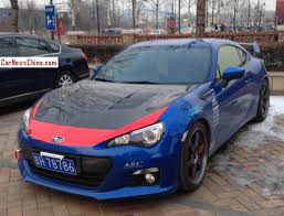 subaru brz matte black. subaru brz is an 86 in china brz matte black