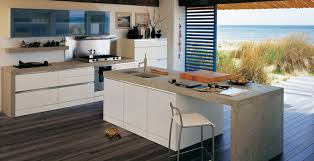 Beach Kitchen Kitchen 13 Chic Design A Kitchen Island With Innovative Shape