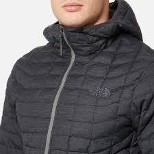 the north face men s thermoball® hoody tnf black fusebox grey mens the north face men s thermoball® hoody tnf black fusebox grey image 4