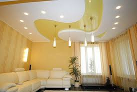 Small Picture Modern Ceiling Designs with Decorative Stretch Ceiling Film