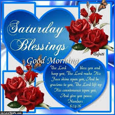 Good Morning Quotes For Saturday Best of Saturday Blessings Good Morning Quote With Hearts And Roses Pictures