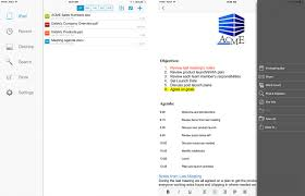Best Document Editing Apps For Ipad Pages Google Drive