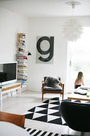 black and white geometric rug. view in gallery black and white geometric rug