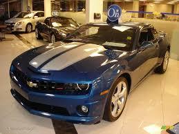 2010 Aqua Blue Metallic Chevrolet Camaro SS/RS Coupe #22260212 ...