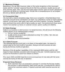 car wash business plan pdf business plan operation plan business plan template u s small