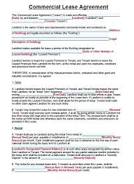 Rental Contract Template Word Lease Template Word Word Rental Agreement Templates Free Download